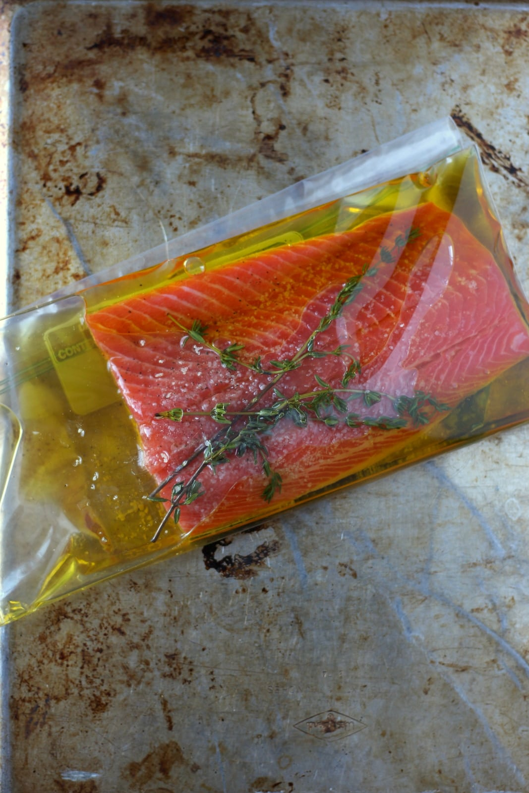 Simple Weeknight Salmon en Papillote.  The best marinade and technique for how to cook salmon so it will turn out amazing every time! - thewoodenskillet.com
