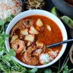 Buttery Brazilian Fish Stew [Moqueca]