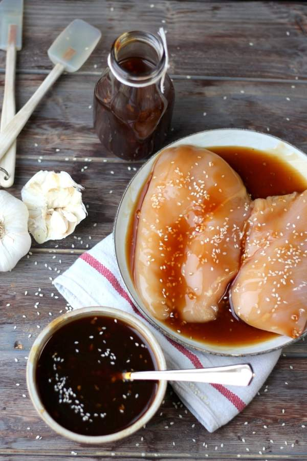 How to Make Homemade Teriyaki Sauce