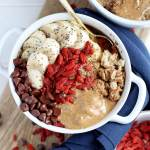 Oatmeal + Superfood Breakfast Bowl