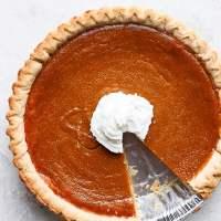 Delicious Dairy-Free Pumpkin Pie