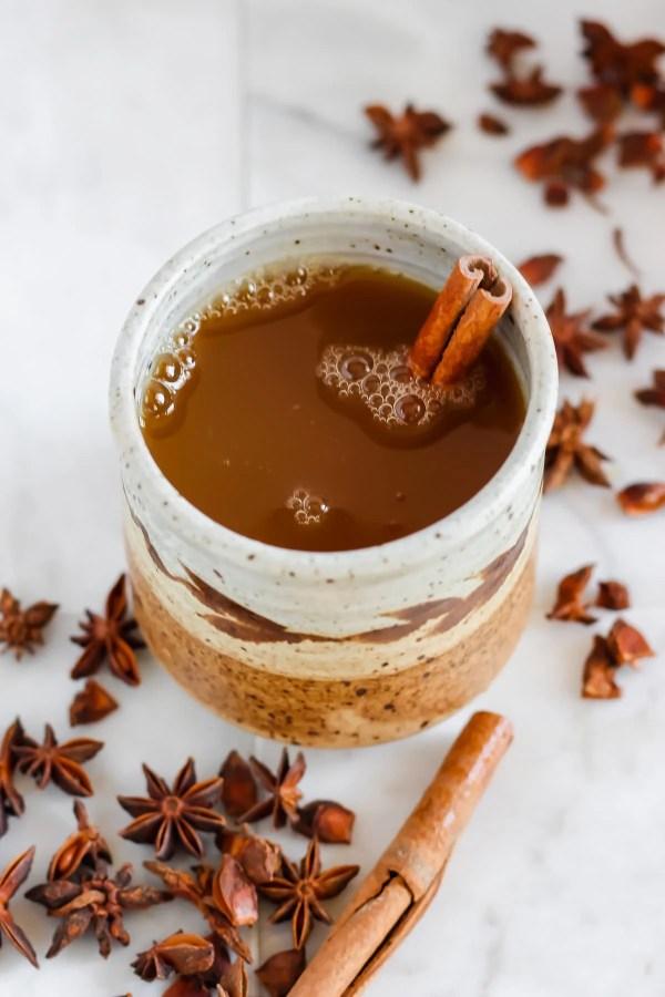Cozy Cinnamon Apple Cider