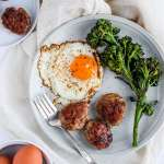 Simple Homemade Whole30 Breakfast Sausage