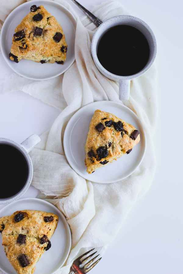 - a light and delicious way to start your morning! #dairyfree #vegan