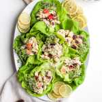 Healthy Chicken Salad (Whole30 + Paleo)