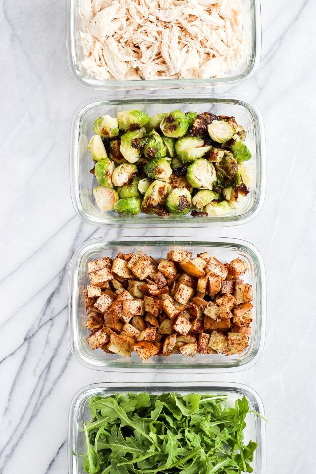 My Basic Approach to Healthy Meal Prep 2018