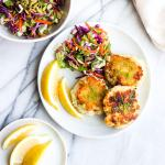 Buttery Pan-Seared Cod Cakes