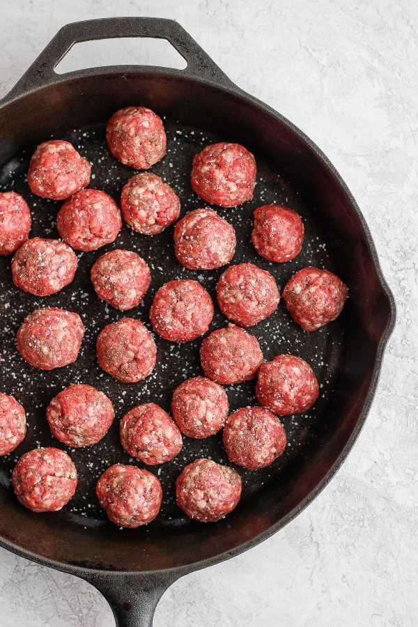 Gluten Free Dumplings and Meatballs