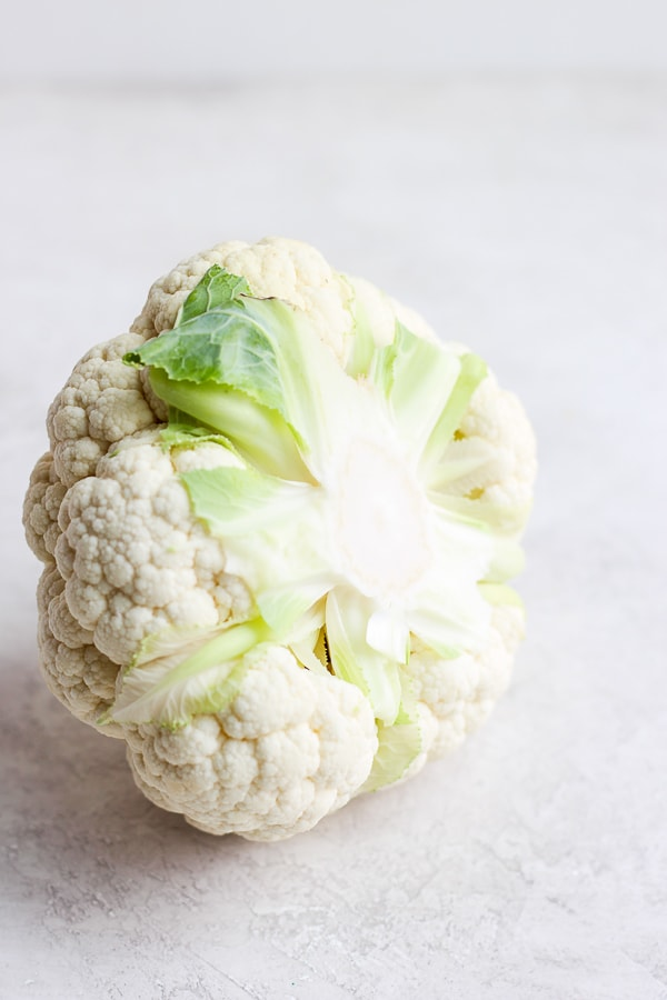 How to Roast Cauliflower in the Oven