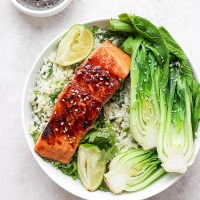 Easy Asian Salmon Recipe (Healthy + Quick)