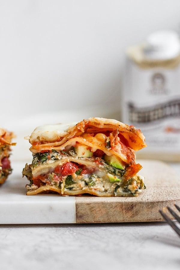 dairy free lasagna