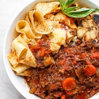 Easy Short Rib Ragu (Slow Cooker + Instant Pot)