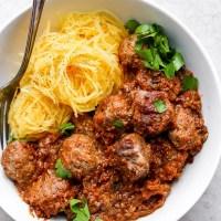Easy Baked Italian Meatballs