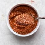 Easy Chicken Fajita Seasoning