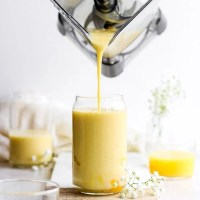 Immune Boosting Orange Smoothie