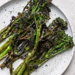 Easy Grilled Broccolini
