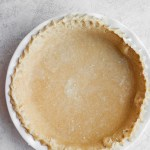 Homemade Pie Crust Recipe (Easy)