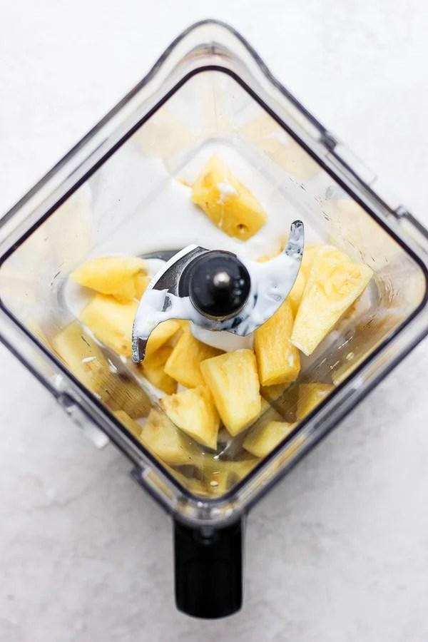 Easy Pina Colada Recipe