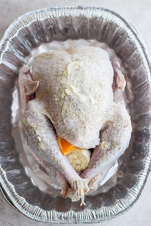 Grilled Turkey