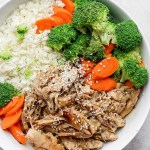 Teriyaki Chicken Bowls