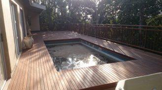 Balau Pool Deck Westville July 2014 5