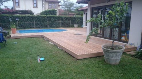 Timber Decking Companies Durban 1