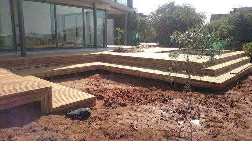 Wooden Decks Umhlanga, Durban June 2015 5