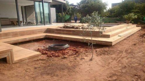 Wooden Decks Umhlanga, Durban June 2015 8