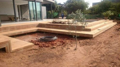 Wooden Decks Umhlanga, Durban June 2015 6