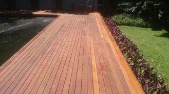 Timber Pool Deck New Durban September 2015 5