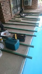 Wooden Pool Deck Estcourt March 2016 5