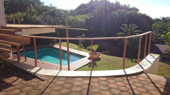 Posts for Wire Rope Balustrades Durban