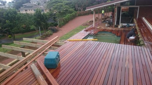 Wooden Deck Umkomaas June 2017 6