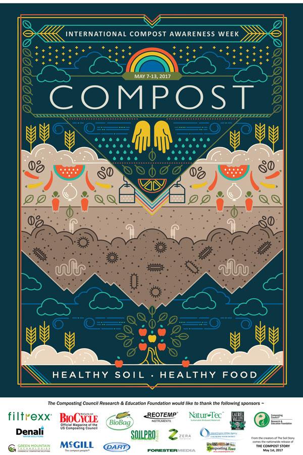 International Composting Awareness Week 2017