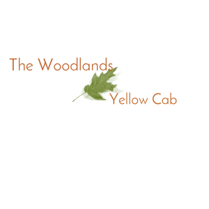 the woodlands yellow cab logo