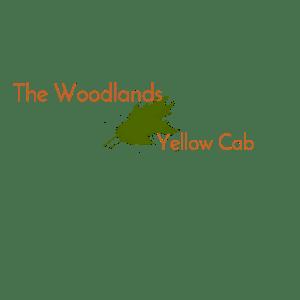 the woodlands yellow cab logo