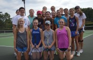 Lady Wolverine tennis team finds success in family culture