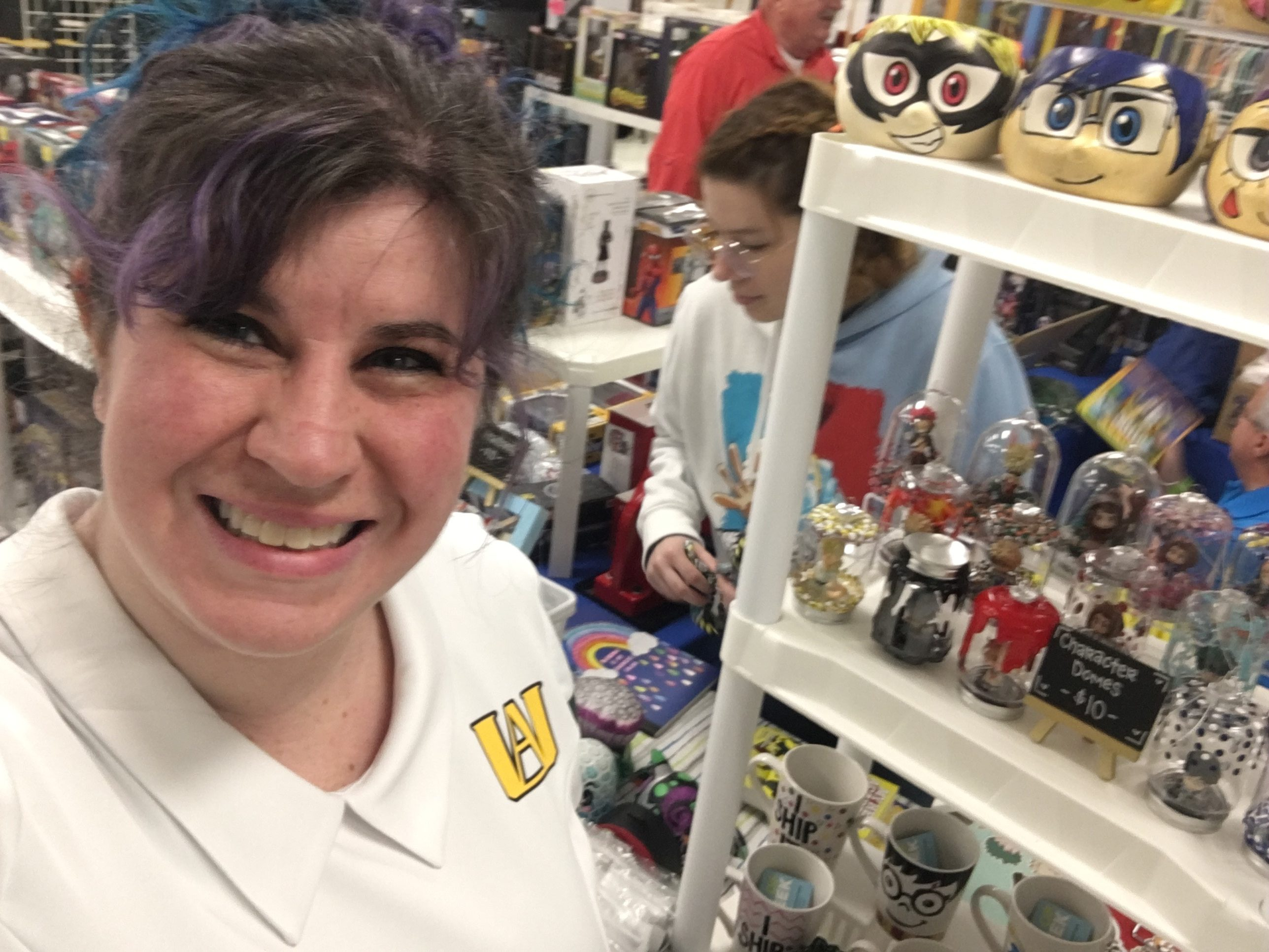 Geek Professional: Local Artist Turns Hobby into a Business