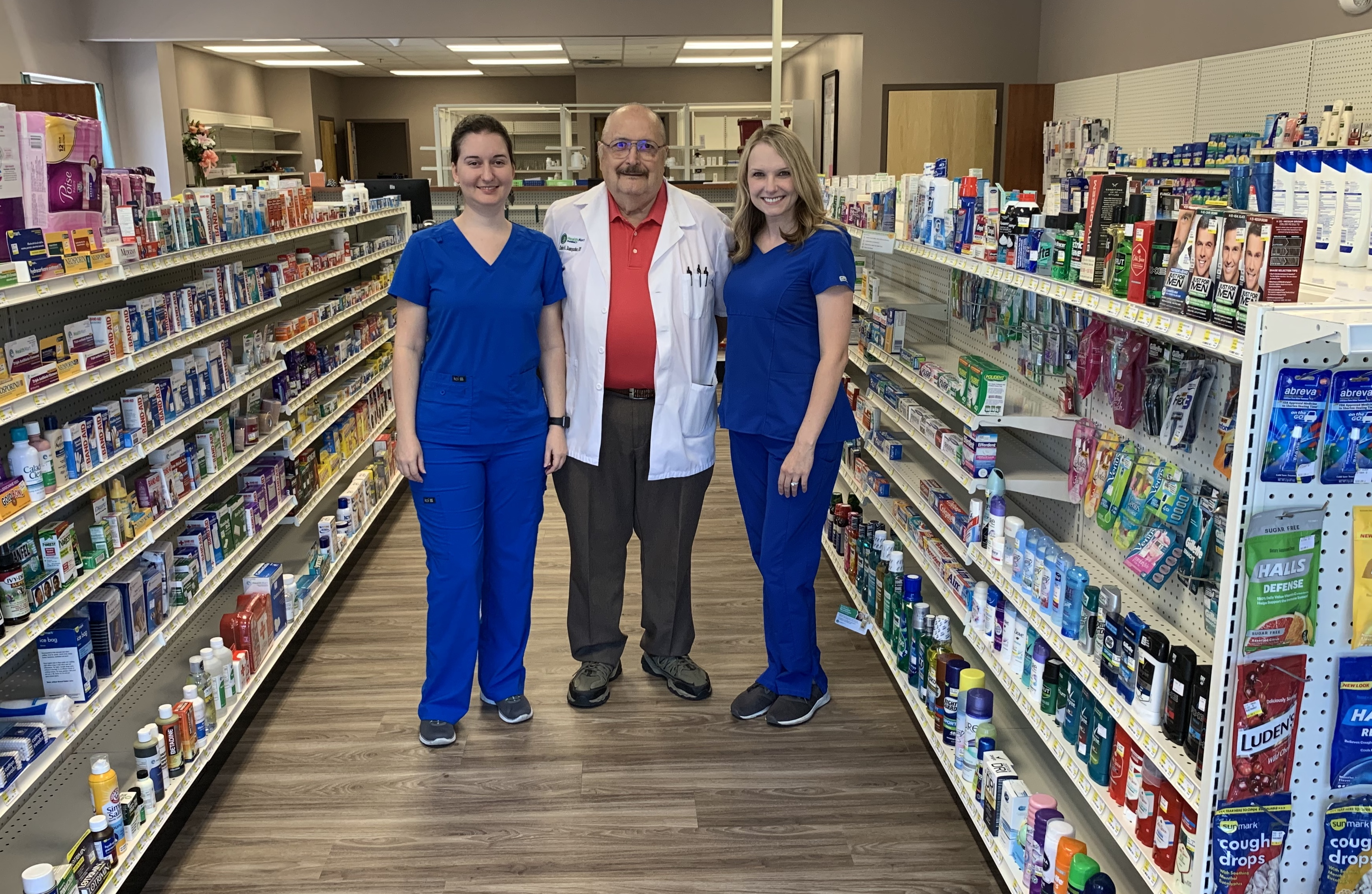 New Pharmacy Comes to Town