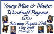 Young Miss & Master Woodruff Pageant Approaching