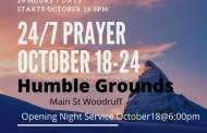 A Week of Prayer Coming to Woodruff