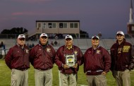 Mac Lancaster Honored for 50 Years' Service on Famous Woodruff 'Chain Gang'