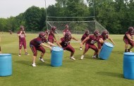 Spring Practice Brings Optimism and Some Normalcy to Woodruff Football