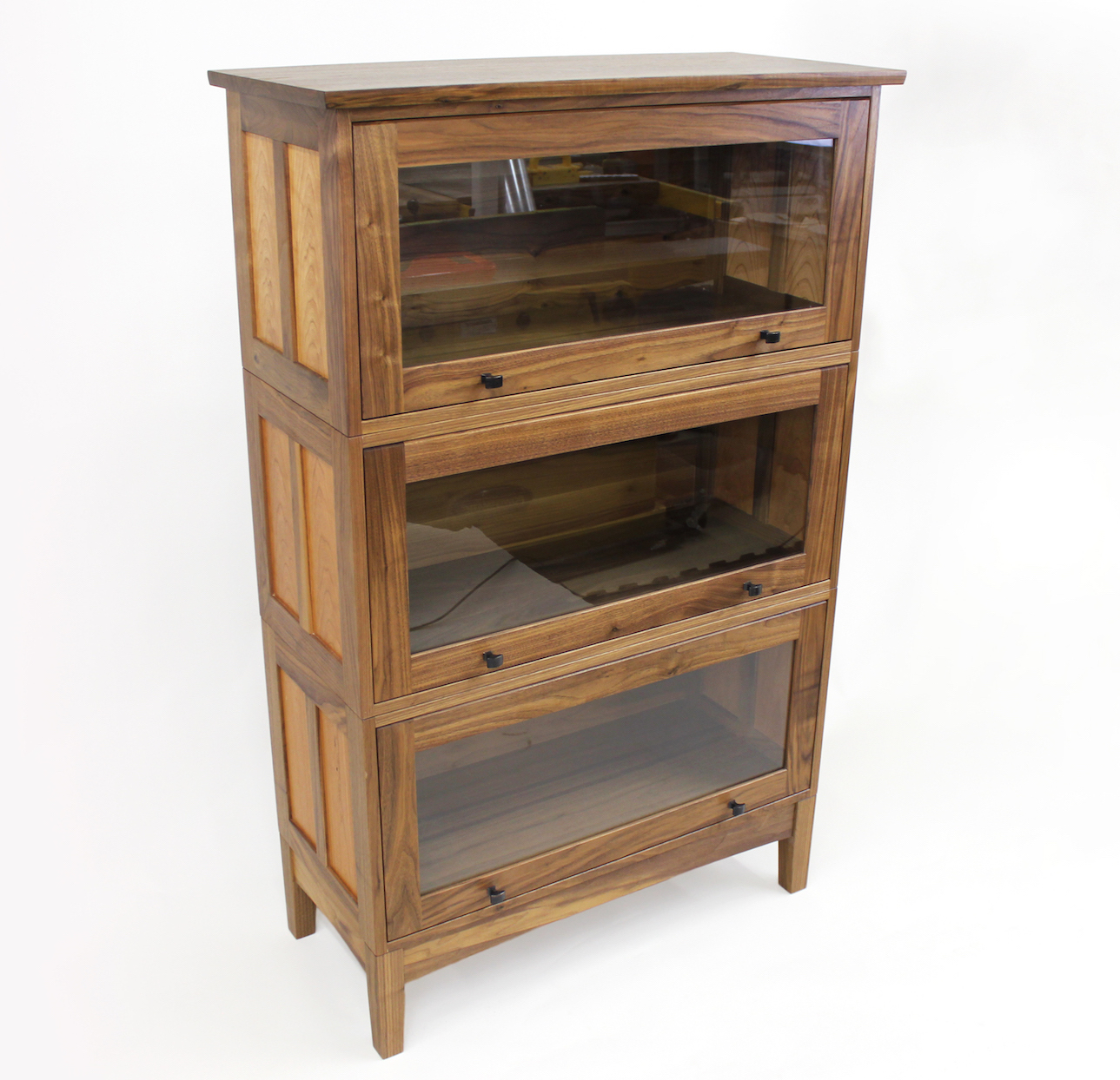 Barrister S Bookcase The Wood Whisperer Guild