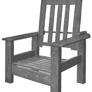 Superb Mission Morris Chair Pabps2019 Chair Design Images Pabps2019Com