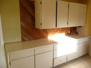 Old cottage cabinetry