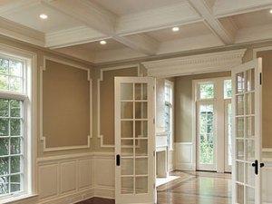 Interior Trimwork and Doors