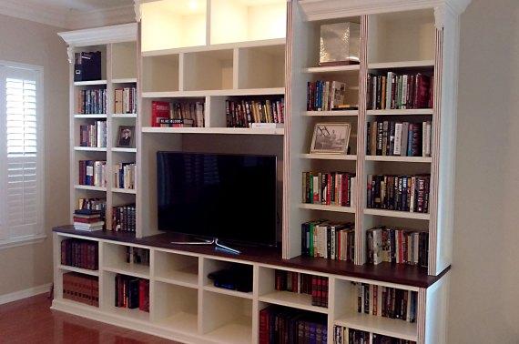 Entertainment Center/Bookcase