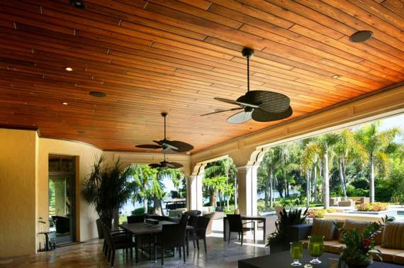 Pre-Finished T&G Ceilings