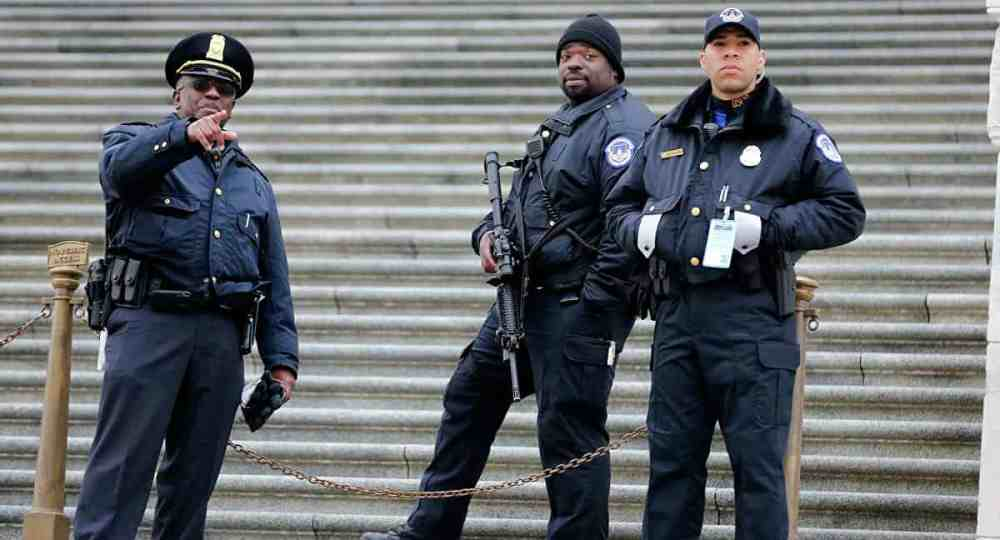 Enhanced Security For US Lawmakers Following Increased Threats Of Violence